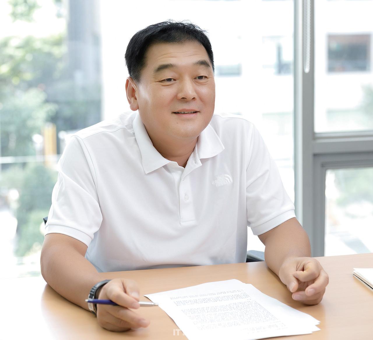 강희창 (주)이글로벌시스템 대표